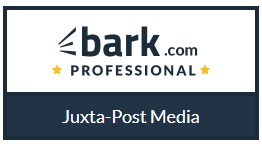 We have been Bark approved! - Bark is a website for the creative industries, the badge certifies that you would get a high quality service and we do what we say we will.