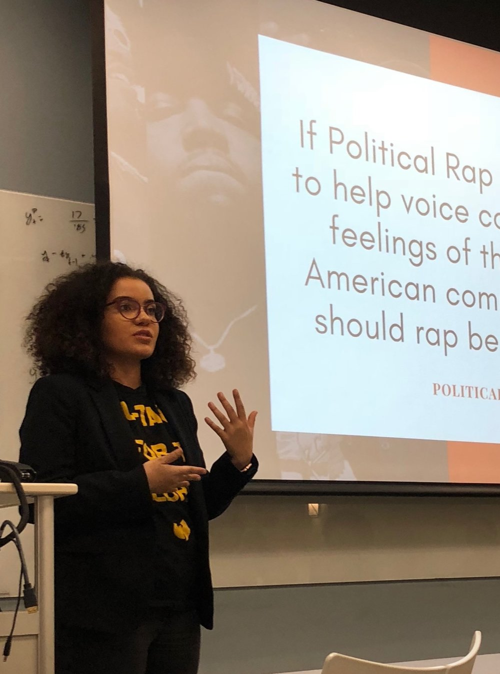 Our Mission - Ever since she was a child, she always knew that hip-hop would be a huge part of her life. Unfortunately in 2005, Alisha's father passed away. During the difficult time, Alisha, more than ever felt more connected with hip-hop. Not only is Sweatt passion-driven but, success just comes naturally to her because of who she as a woman. At the beginning of the year, Alisha made it her goal to live her life unapologetically and because of that she has been able to put her love for hip-hop into action. Hip Hop Makes Me Feel is an organization that teaches the youth the impact hip-hop has made on the world.Learn More