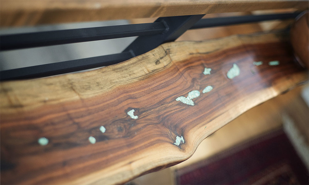 Tables and Desks - Our handcrafted tables add a touch of craftsmanship to any home.