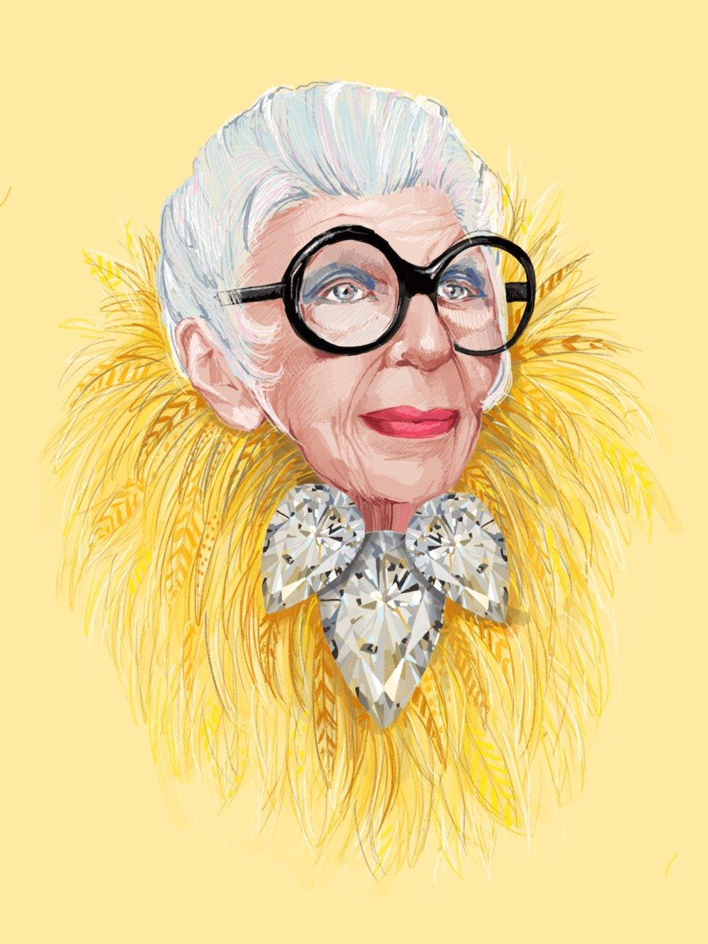 Iris - Portrait