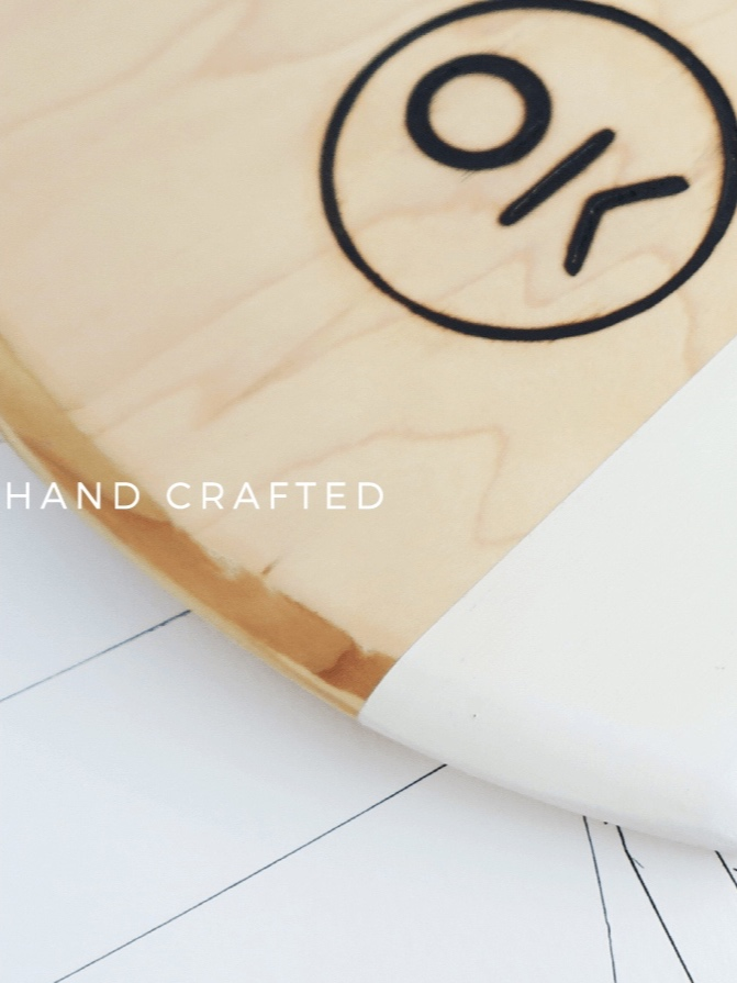 original ocean kid - Brand Design