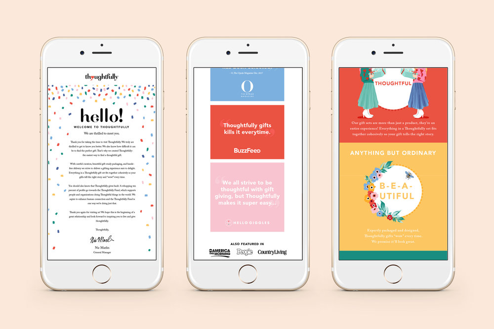 Brand Design - Thoughtfully