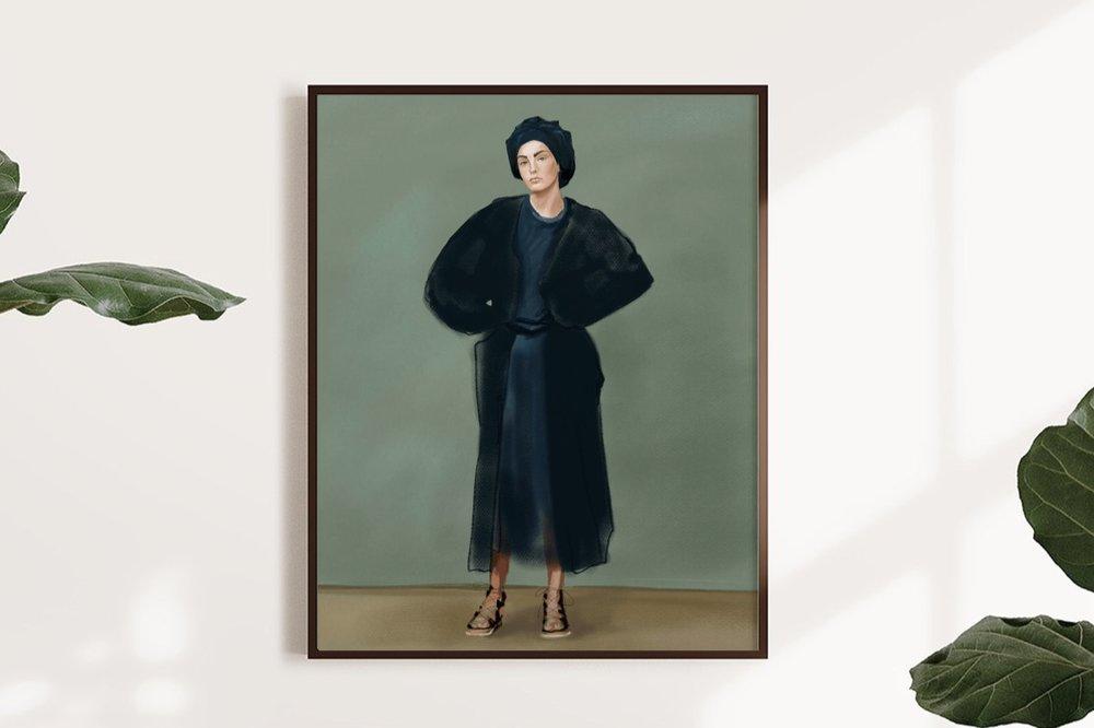 Women - A Fine Art Series