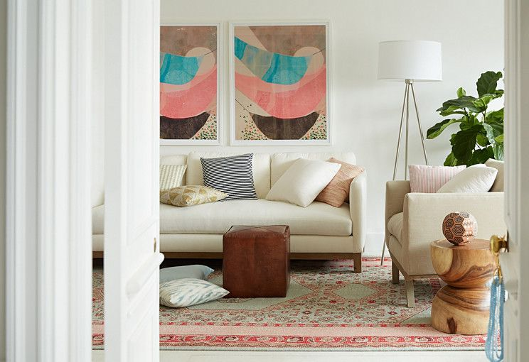 Print collection for One Kings Lane