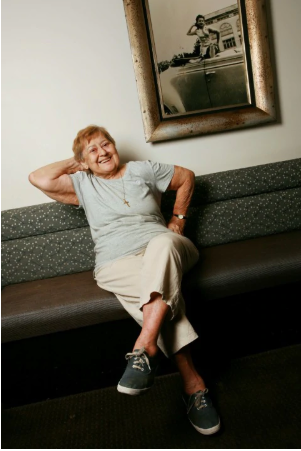 Annie Kaylor dies; presided over landmark DC steakhouse - Washington Post, August 2013