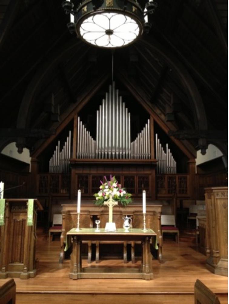 SWARTHMORE PRESBYTERIAN CHURCH- PHILADELPHIA, PA