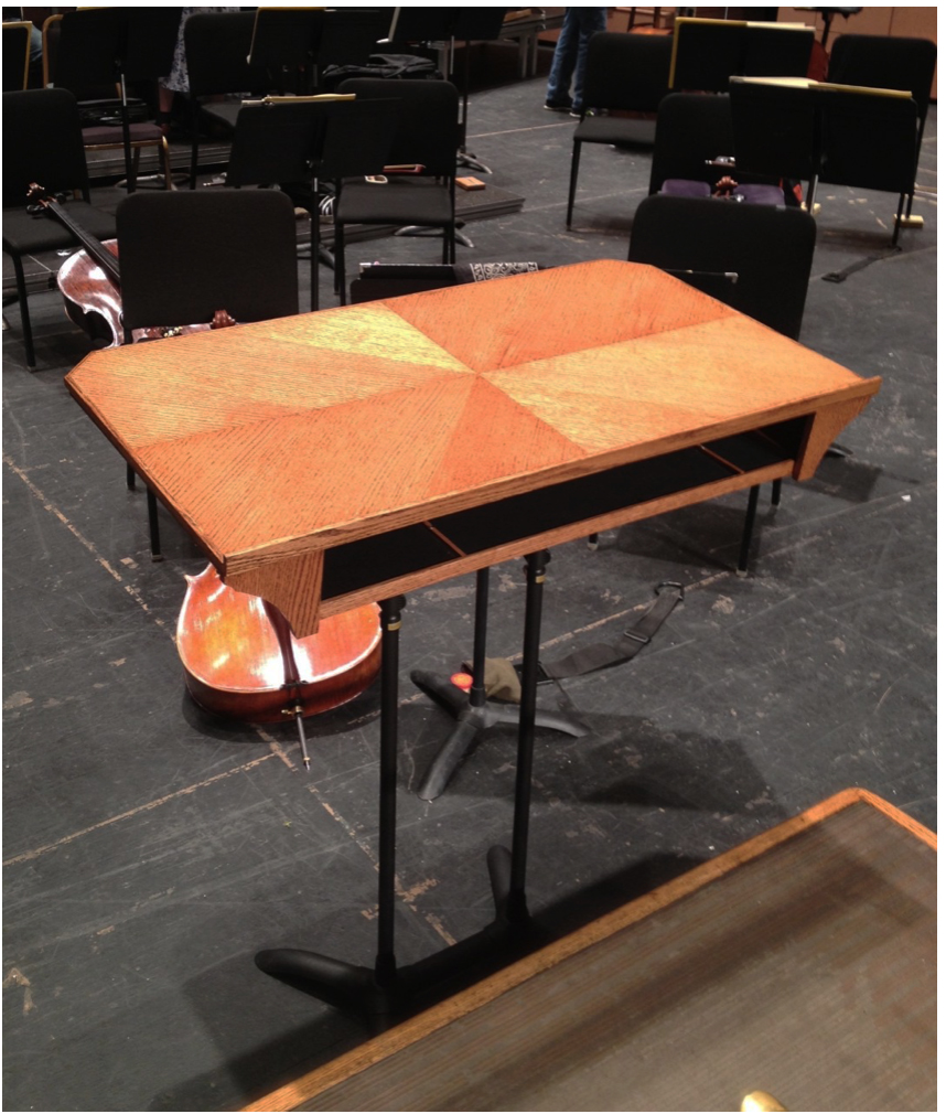 MUSIC STANDS -