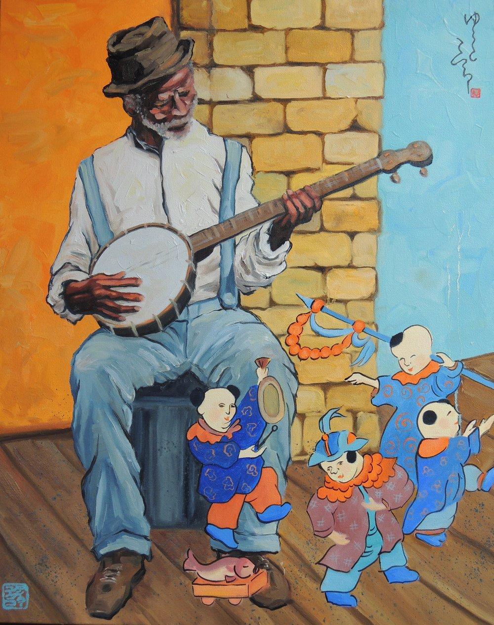 Banjo Dance II