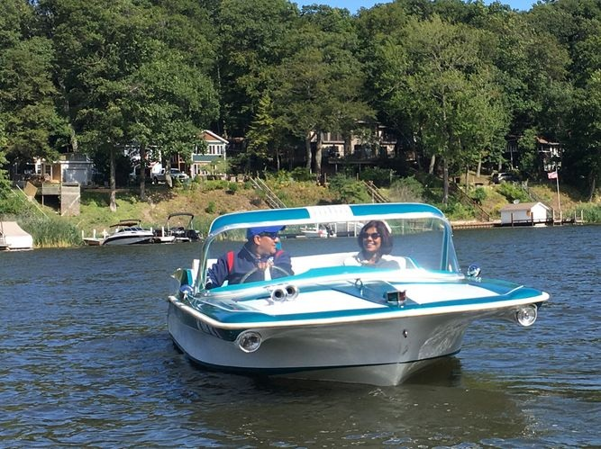 Check out our Retro Boats!