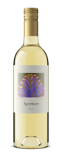 - 2017 APERTURE BARREL-FERMENTED CHENIN BLANCThis beautiful Chenin Blanc has a light honey-straw color and an aromatic array of floral notes with a core of stone fruits. The palate is a mixture of fresh peaches and Asian pear, with a minerality that is tied together by bright, natural acidity. Barrels give this wine weight and texture without covering up the beautiful tropical flavors, leaving you with a bright, fresh finish.