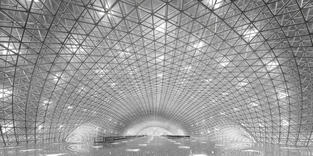 By Foster+Partners Revolutionise airport design for the New International Airport Mexico City