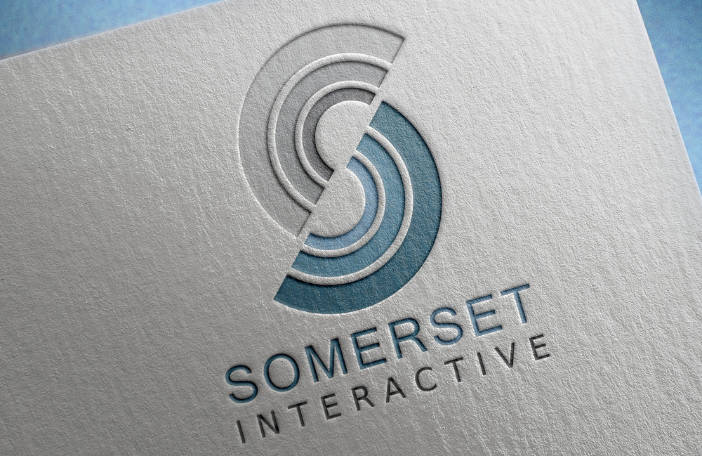 Logo Design: Somerset Interactive