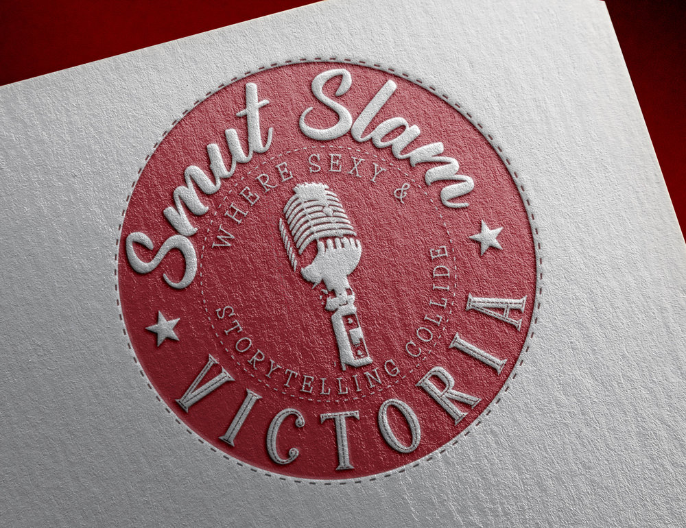 Logo Design: Smut Slam Victoria