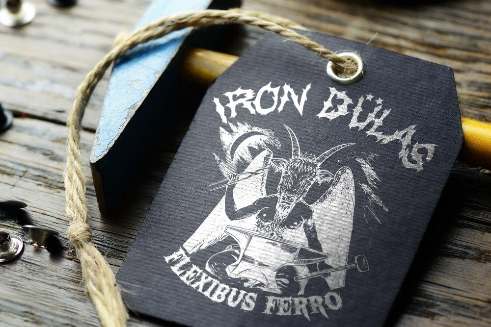 Logo Design: Iron Dülas