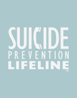 National Suicide Prevention Lifeline - The Lifeline provides 24/7, free and confidential support for people in distress, prevention and crisis resources.Call 1-800-273-8255