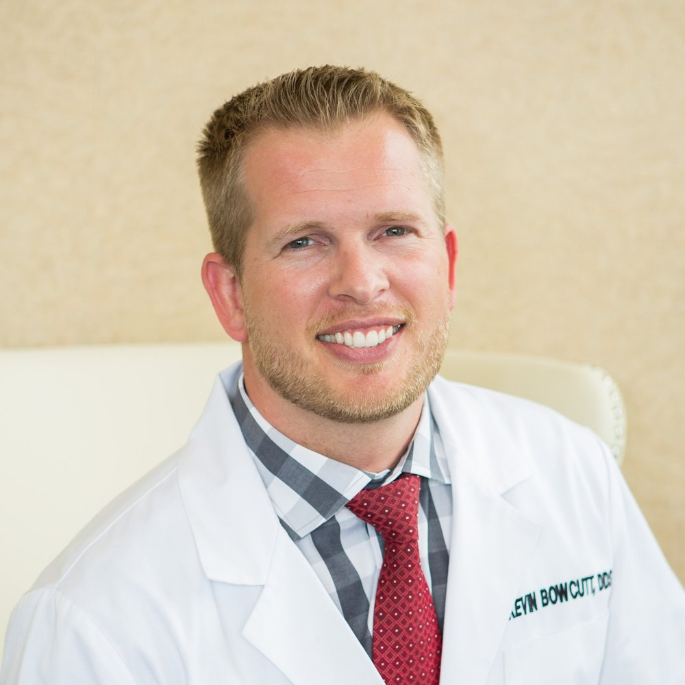 Kevin Bowcutt DDS - It has always been a dream of mine to own a dental practice where quality dentistry and patient care is the focus! I enjoy forming lasting relationships and hope you feel more like family than a patient. I take great pride in the quality of care we provide from everyday cleanings to implants, Invisalign, and dental veneers. I look forward to welcoming you to our office!