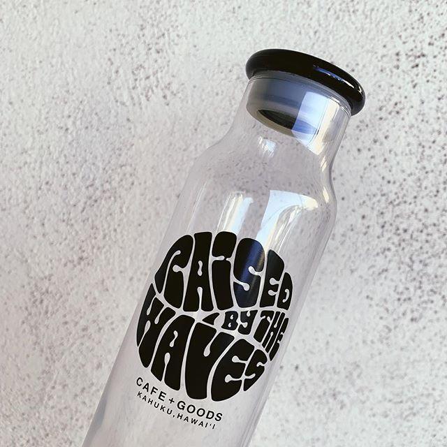 Glassware goals   for @raisedbythewaveshawaii 🌊 #creativesesignhawaii #cdhawaii #promoproducts #logowear
