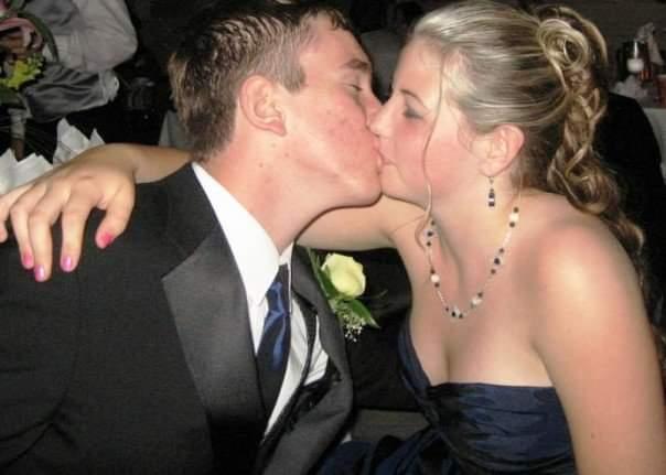 High School Sweethearts - Senior Prom Night 2007