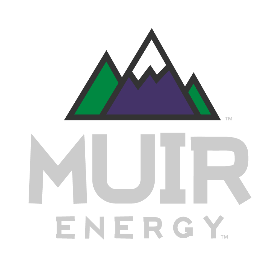 Muir Energy 15% Off use code  CATRA15