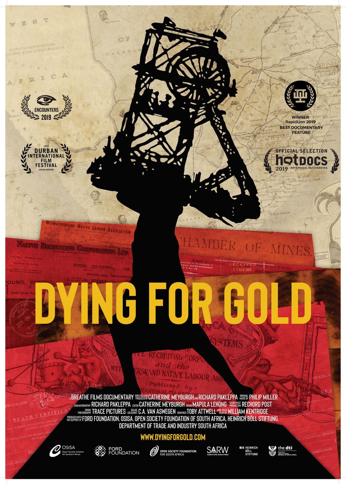 After Porn Ends Documental Online dying for gold documentary confronts south africa's gold