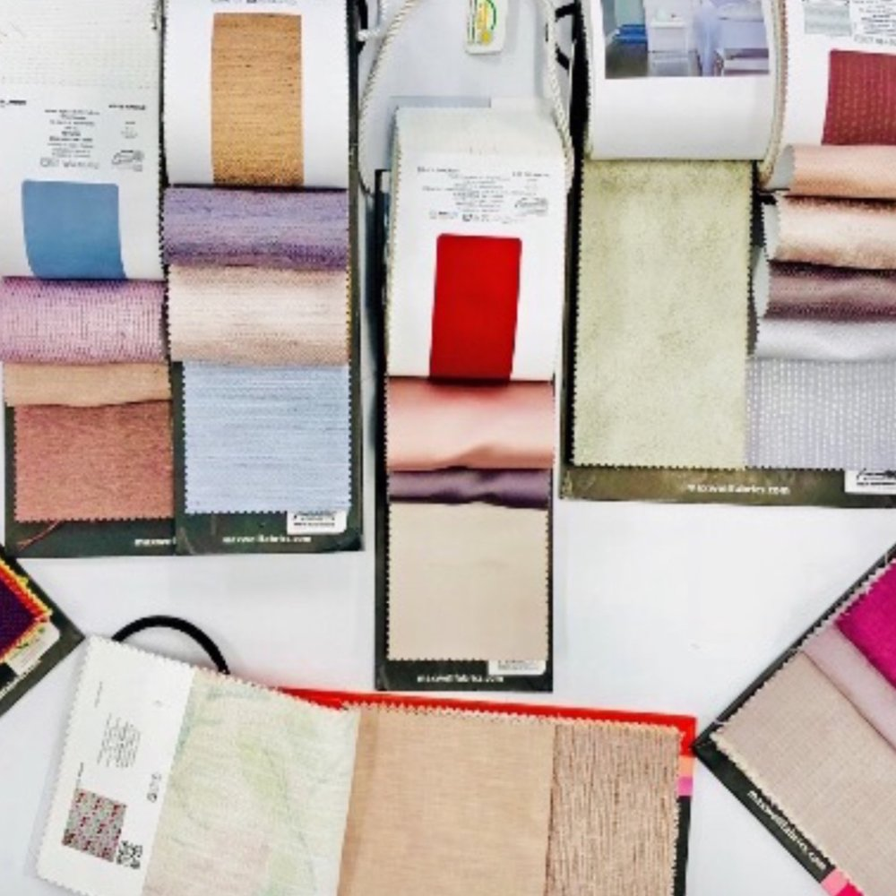 Fabric Samples For Drapes