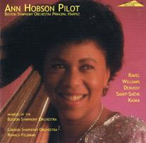Ann Hobson Pilot