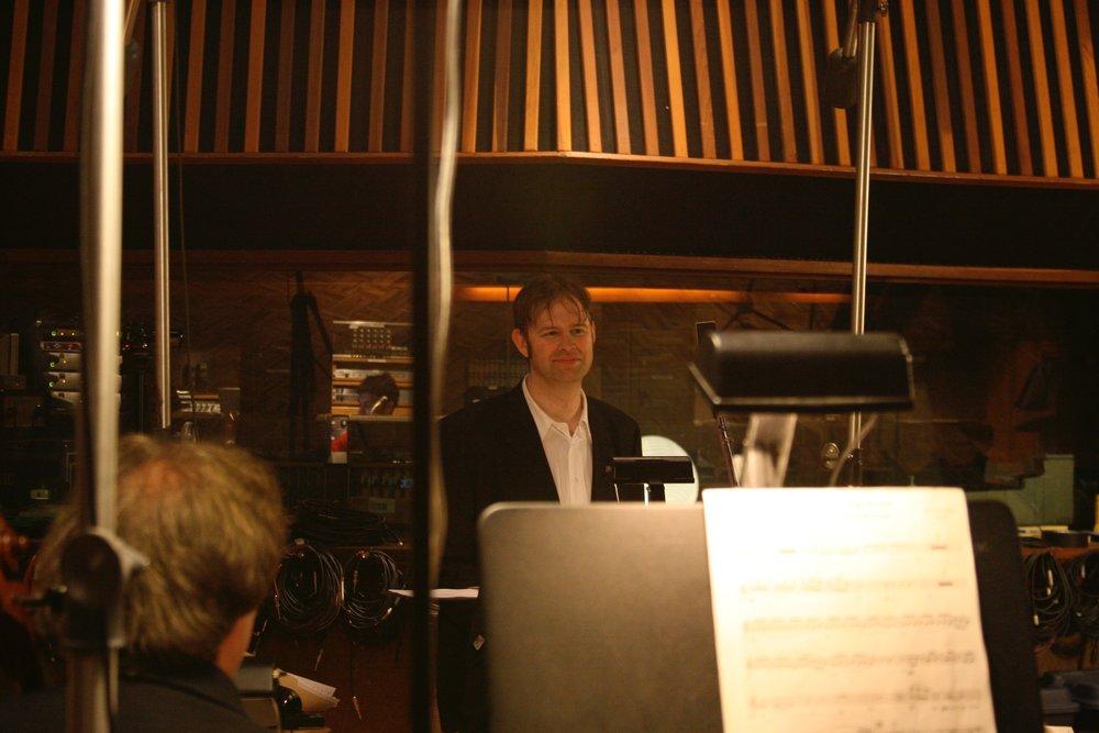 Kaska At 2010 Chamber Album Session