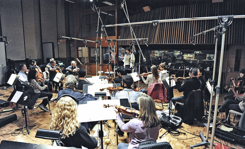 Kaska Conducting Strings for Artistry Album