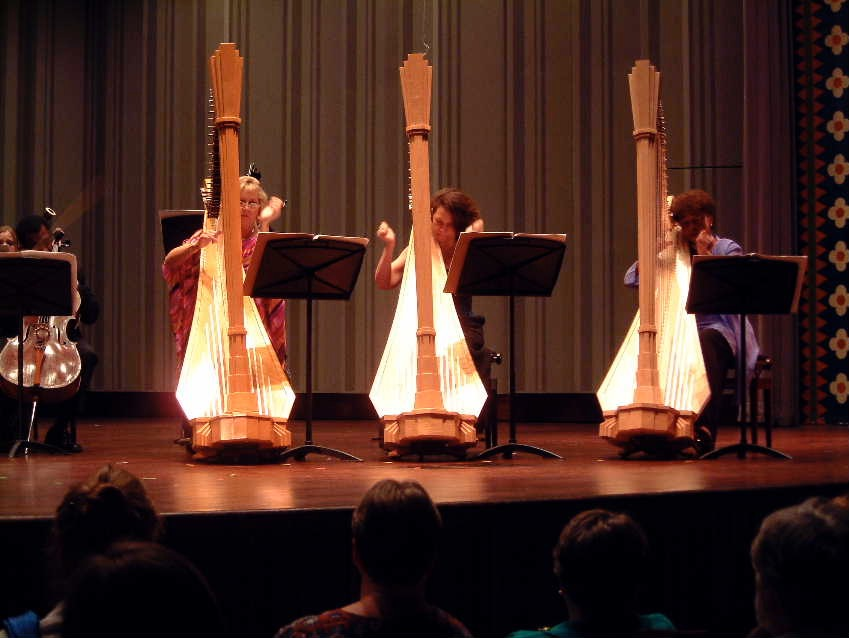 American Harp Society Convention