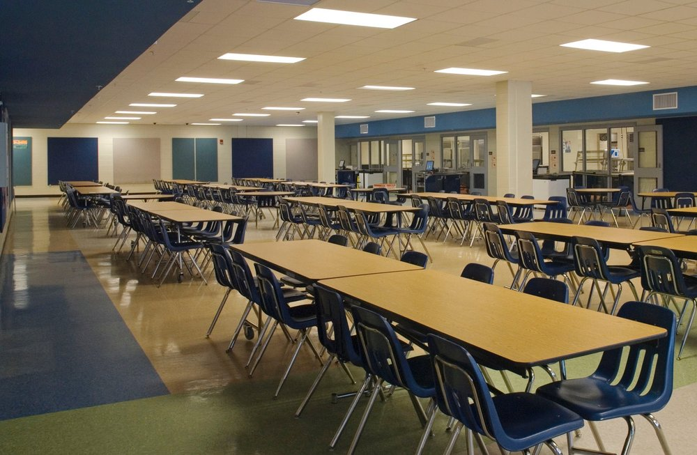 MY WEEK IN A MIDDLE SCHOOL CAFETERIA | AN OBSERVATIONAL REFLECTION