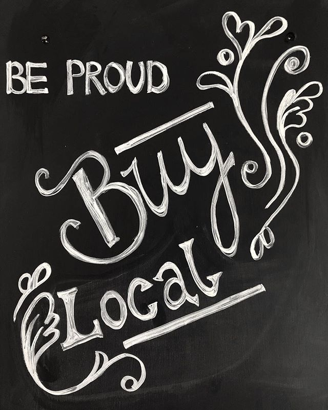 Think big, shop small #shoplocal #northnorfolk #cley #deli #food #localproduce #localproduct #norfolk #picoctheday