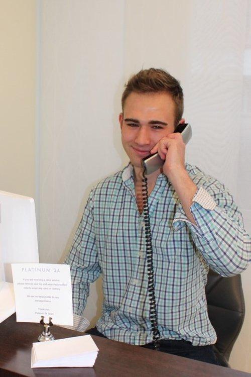 Nikolaus Petersen   Client Coordinator