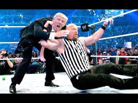 President at WWE Raw