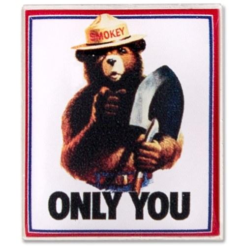 Smokey T(he) Bear