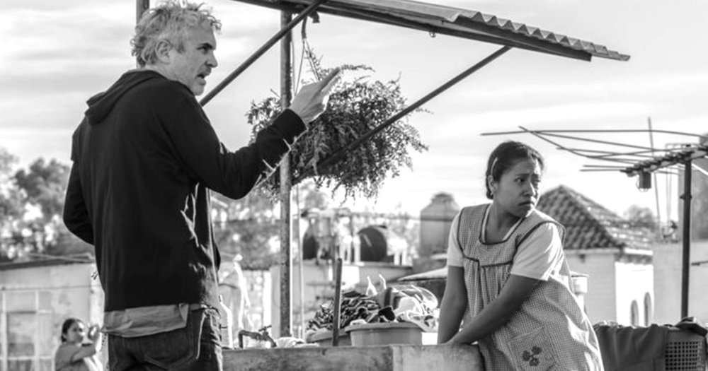 Roma - Ten Oscar Nominations