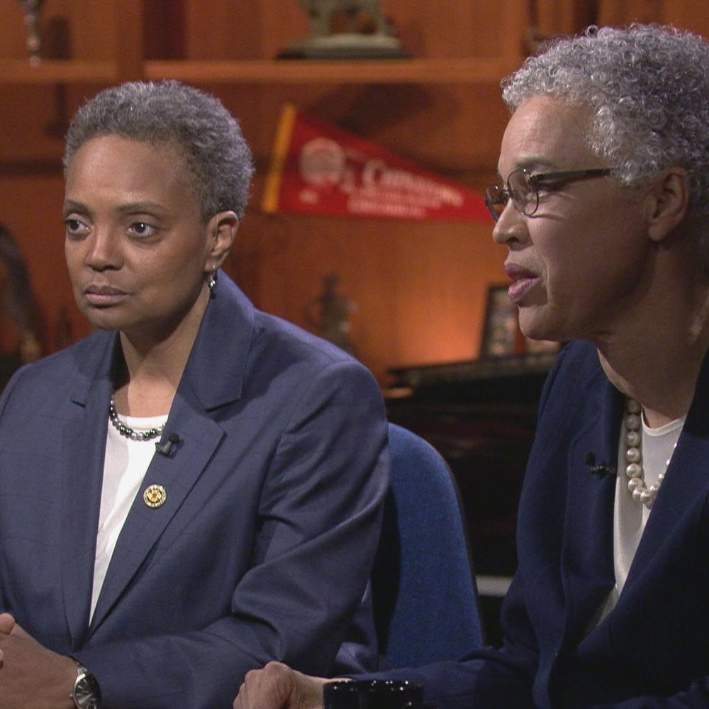 Lighfoot and Preckwinkle