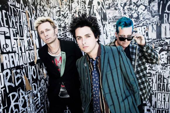 Green Day's  Basket Case (click to see video)