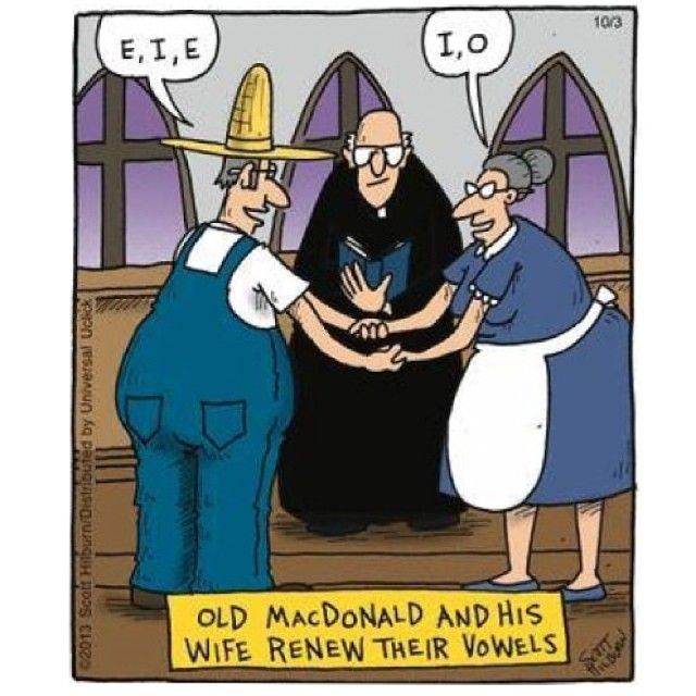 Groaner (not a question)