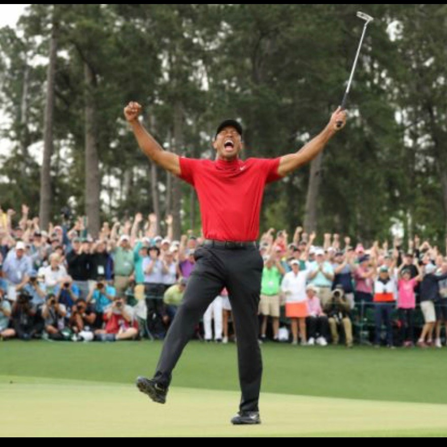 Tiger on Fire!