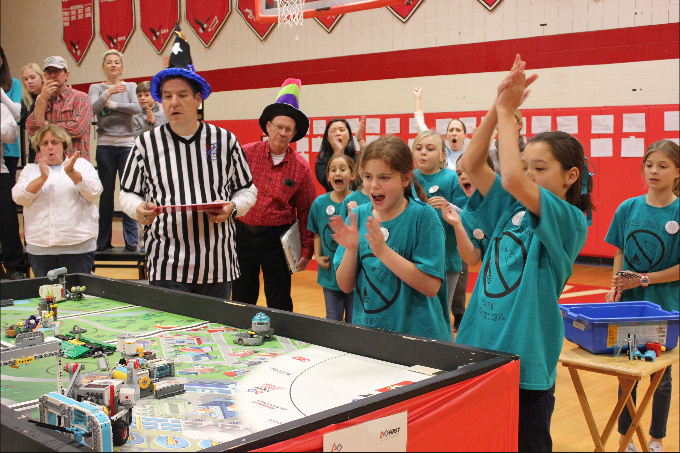 Issue 4: FIRST Lego League!