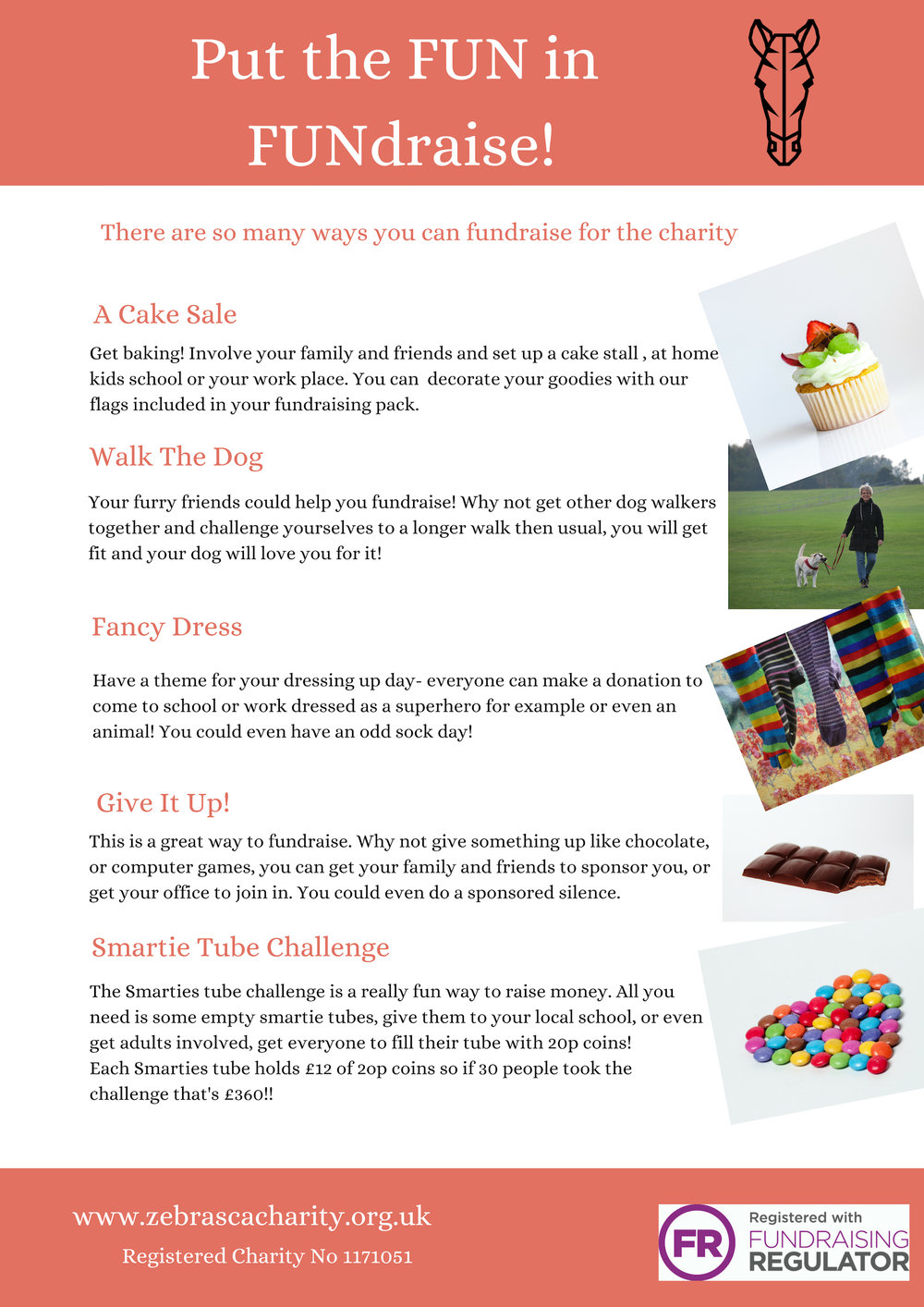 FUN WAYS TO FUNDRAISE