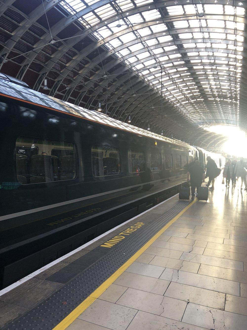 bath great western railway
