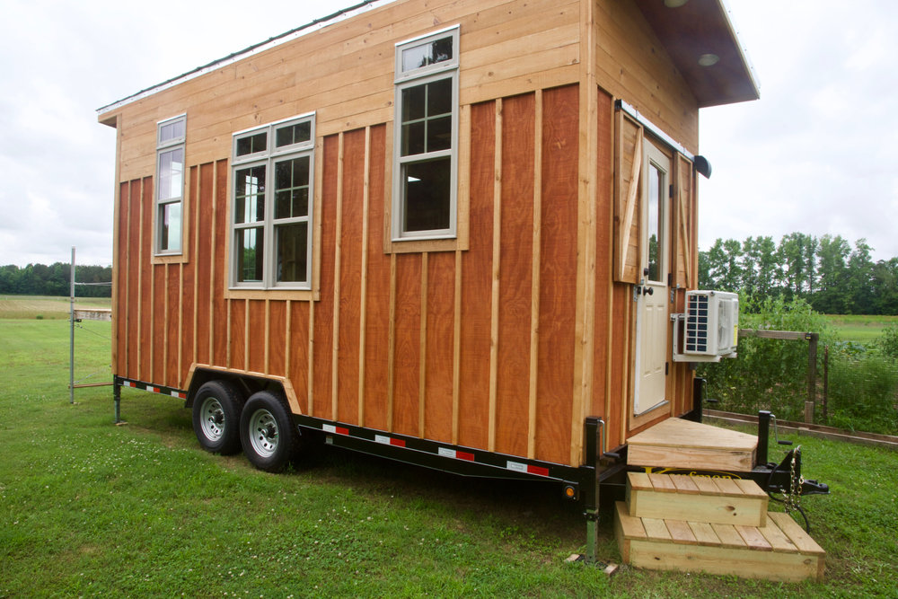 A-Frame, Tiny Houses, and the dogghouse! - Tiny Living
