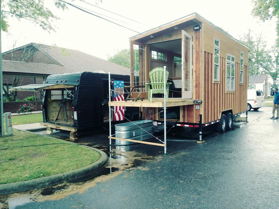 @ the Pink Hill Tiny House Festival