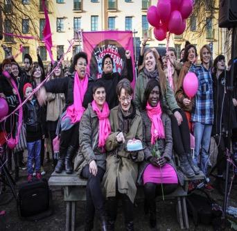 Members of the Feminist Initiative. Source: http://www.mojanorwegia.pl/