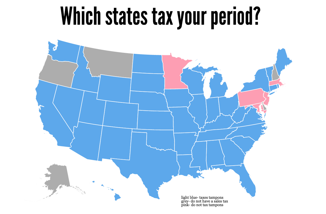 tampons, taxes, and the fight for equality in california — davis political  review