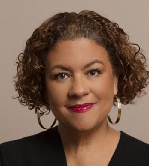 Elizabeth Alexander, the president of the Andrew W. Mellon Foundation.  Photo: Djeneba Aduayom, New York Times