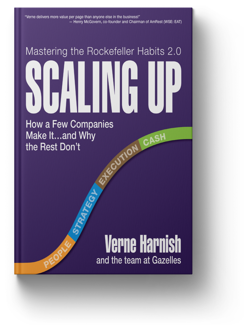 Scaling Up 2014 - (previous edition: Rockefeller Habits 2002)