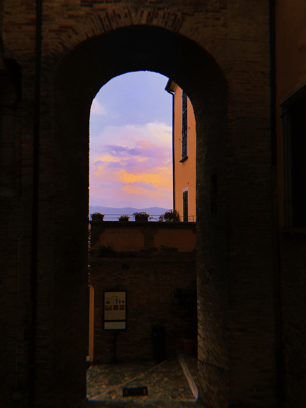 Collecorvino, Abruzzo, Italy
