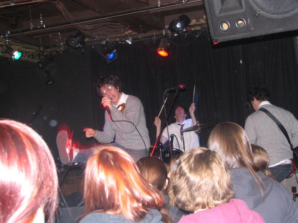 January 17, 2007, Great Scott, Allston, MA